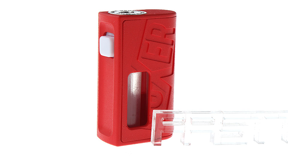 $8.82 Boxer Styled 18650 Mechanical Squonk Box Mod - 1*18650 / built-in 8ml squonk bottle at FastTech - Free Shipping
