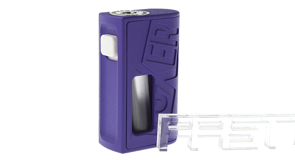 $8.70 Boxer Styled 18650 Mechanical Squonk Box Mod - 1*18650 / built-in 8ml squonk bottle at FastTech - Free Shipping
