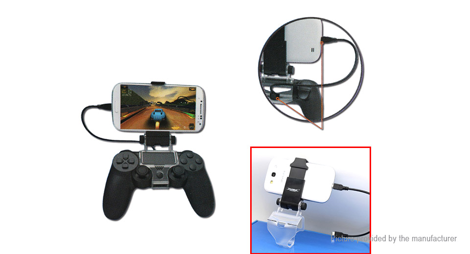 Product Image: mobile-phone-clamp-holder-stand-for-ps4-game