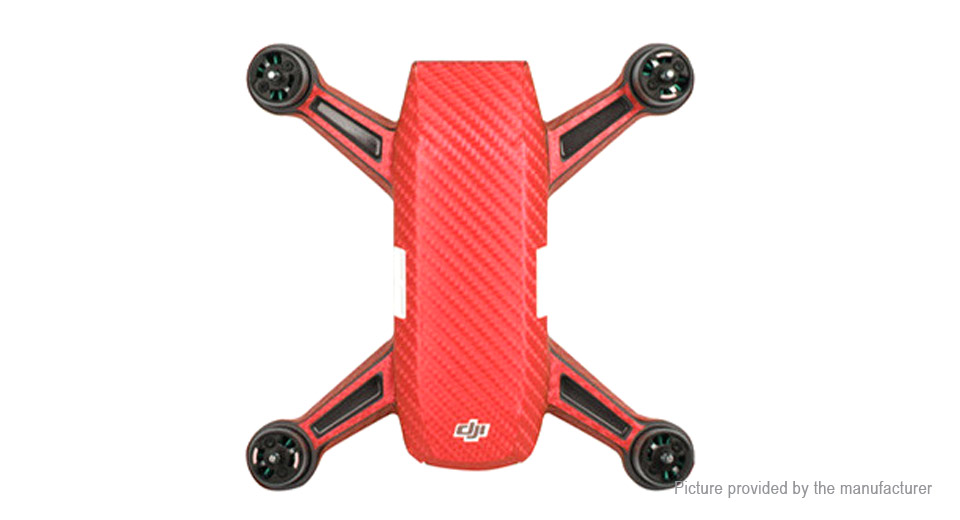 Product Image: carbon-fiber-pvc-decal-sticker-for-dji-spark