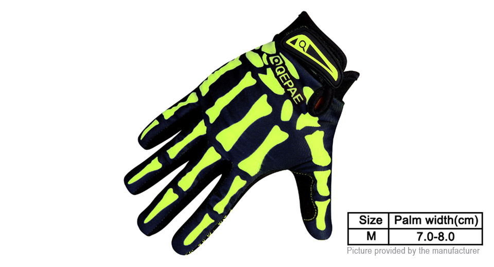 Product Image: authentic-qepae-qg7507-sports-cycling-full-finger