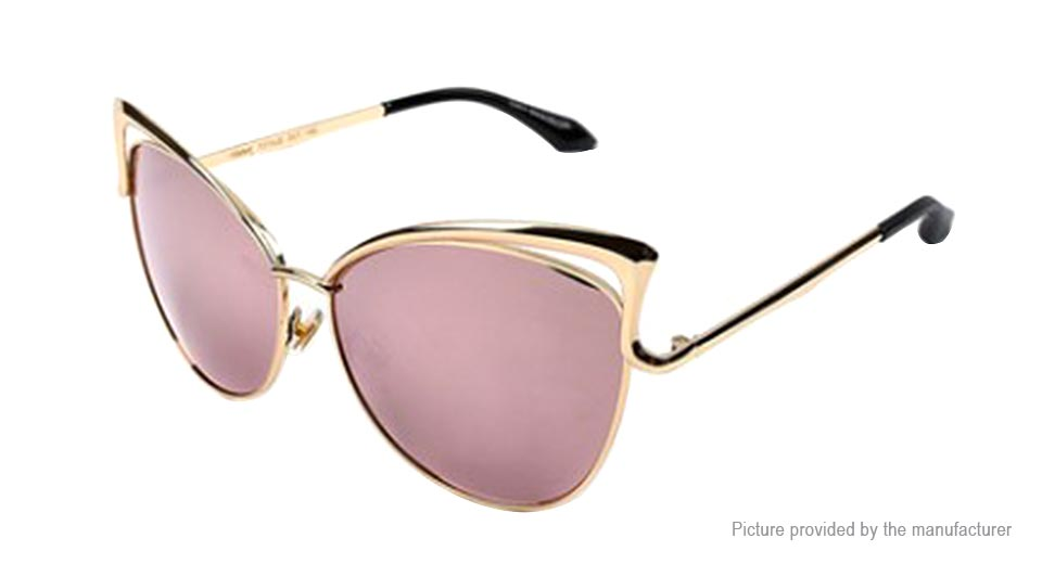 Product Image: women-s-cat-eye-metal-frame-sunglasses