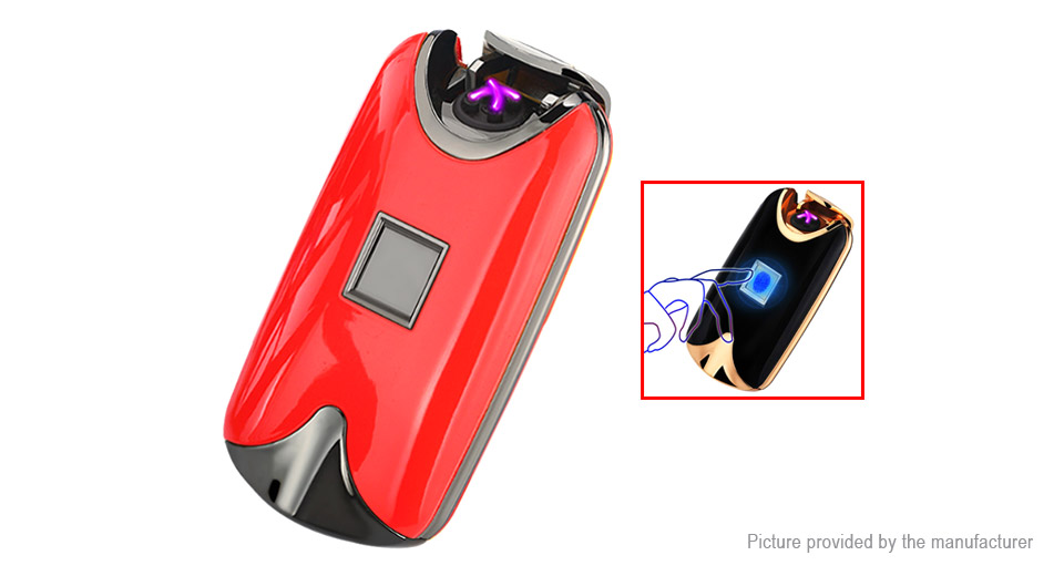 Product Image: usb-rechargeable-double-pulse-arc-electronic