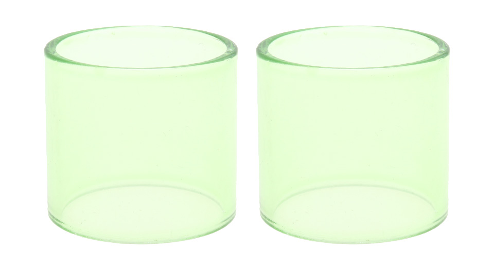 Authentic Skullvape Replacement Glass Tank for SMOK VAPE PEN 22 (2-Pack)