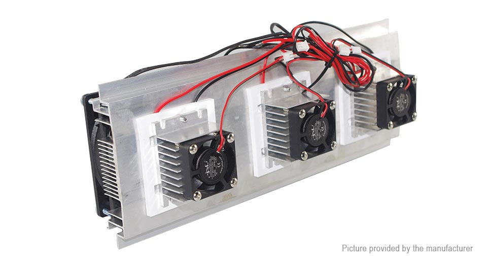 $35 27 Semiconductor Refrigeration Radiator Thermoelectric Peltier Water  Cooling Device - max  power 180W at FastTech - Worldwide Free Shipping
