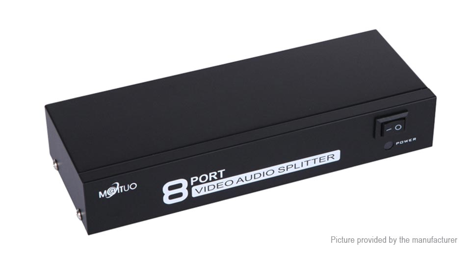 Product Image: mt-viki-mt-108av-8-port-av-audio-video-signal