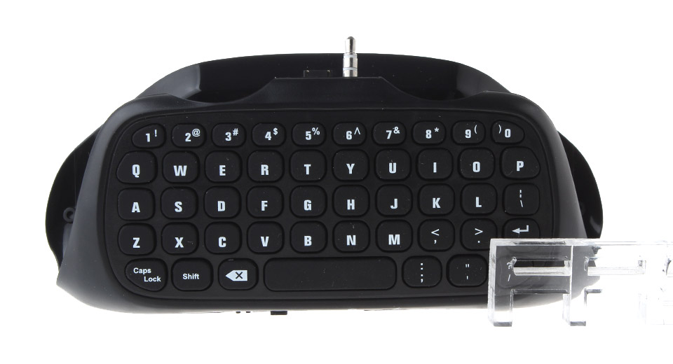 Product Image: 2-4g-wireless-keyboard-for-ps4-ps4-slim-controller