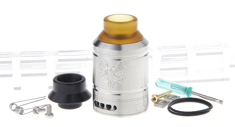 Sherman Styled RDA Rebuildable Dripping Atomizer