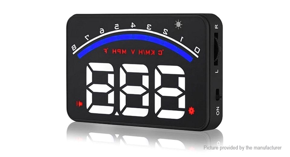 Product Image: m6-3-6-universal-car-hud-head-up-display-w-obd-ii