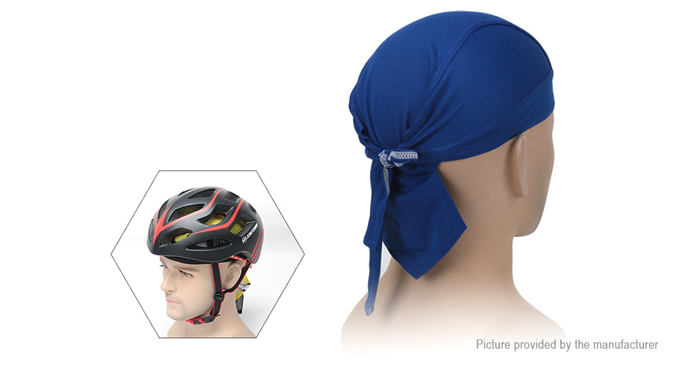 XINTOWN Unisex Outdoor Sports Headwear Scarf Cycling Pirate Cap