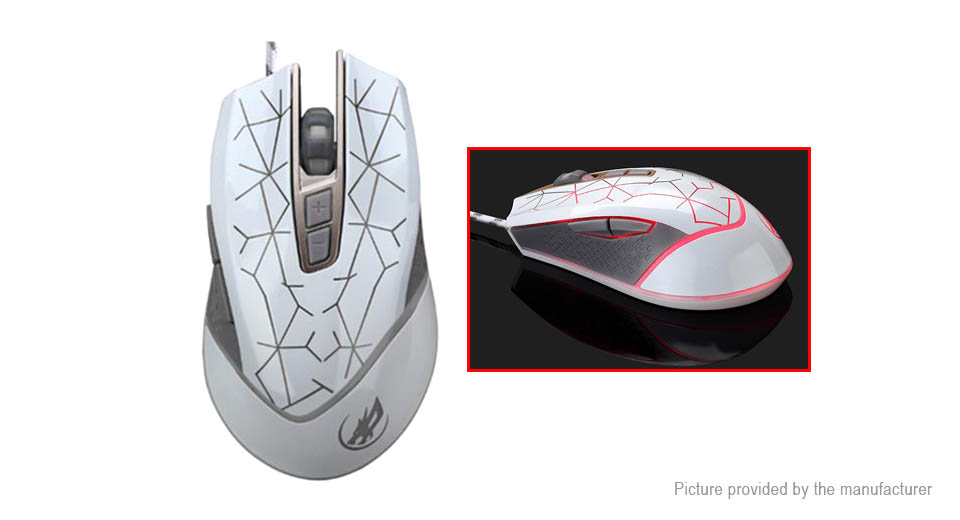b2ce0813adc $7.89 WARWOLF T7 7D USB Wired Optical Gaming Mouse - authentic / 7 ...