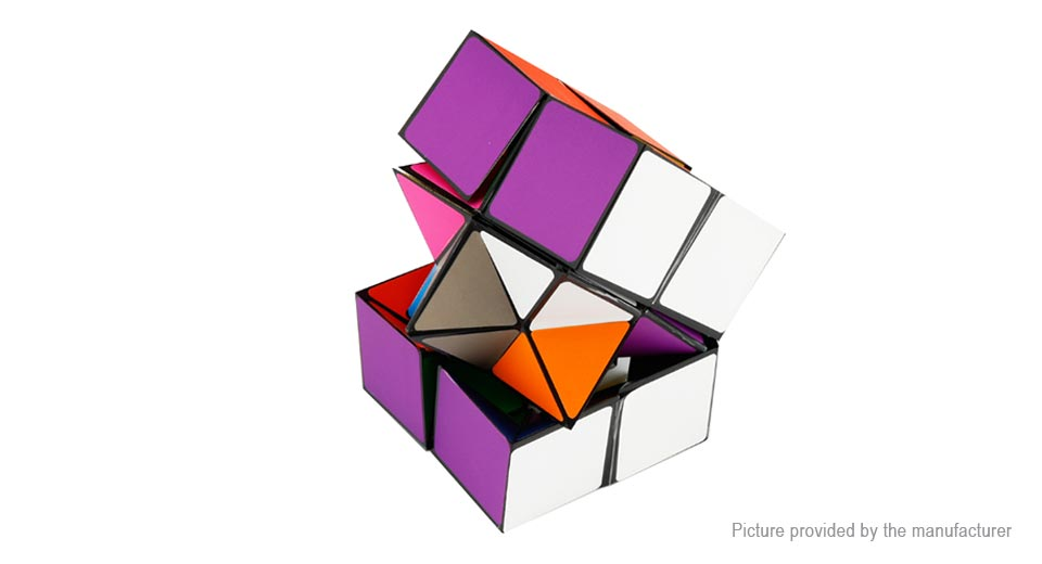 infinity cube. magic infinity cube transforming geometric puzzle stress relief fidget toy