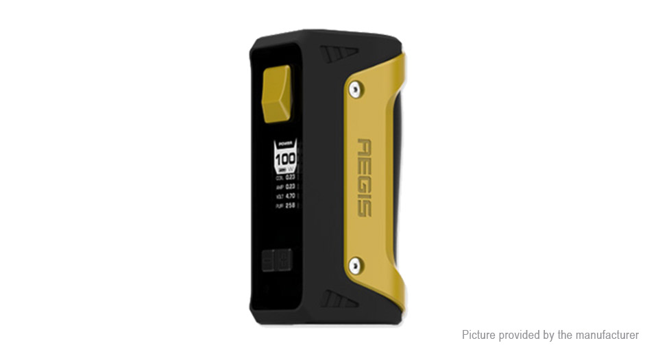 Product Image: authentic-geekvape-aegis-100w-tc-vw-apv-box-mod