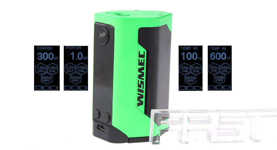 Product Image: authentic-wismec-reuleaux-rx-gen3-300w-tc-vw-apv