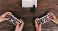 8Bitdo Retro Receiver for Bluetooth Game Controller (NES Version)
