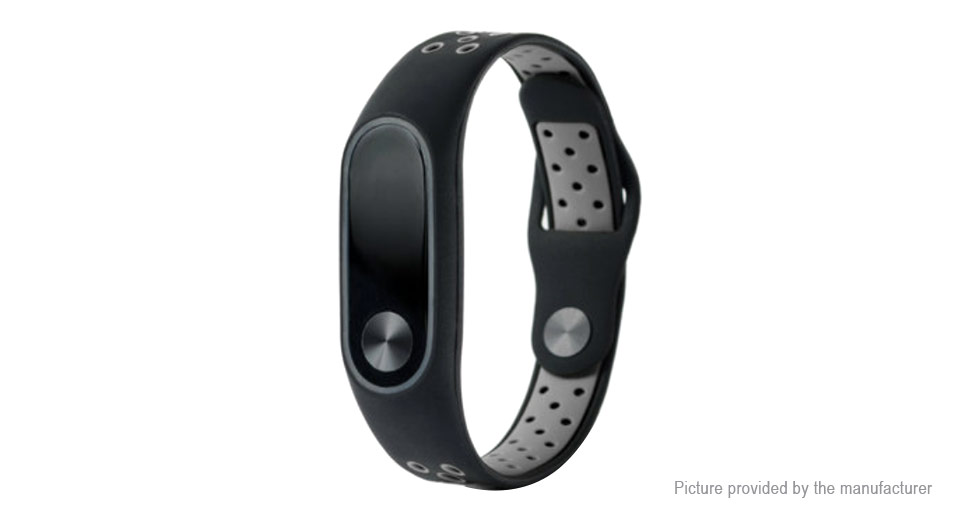 Product Image: replacement-double-color-silicone-strap-wristband