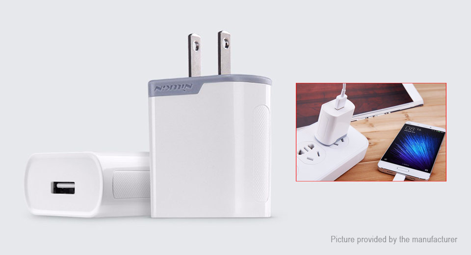 Nillkin Quick Charge 3.0 USB Wall Charger Power Adapter (US)