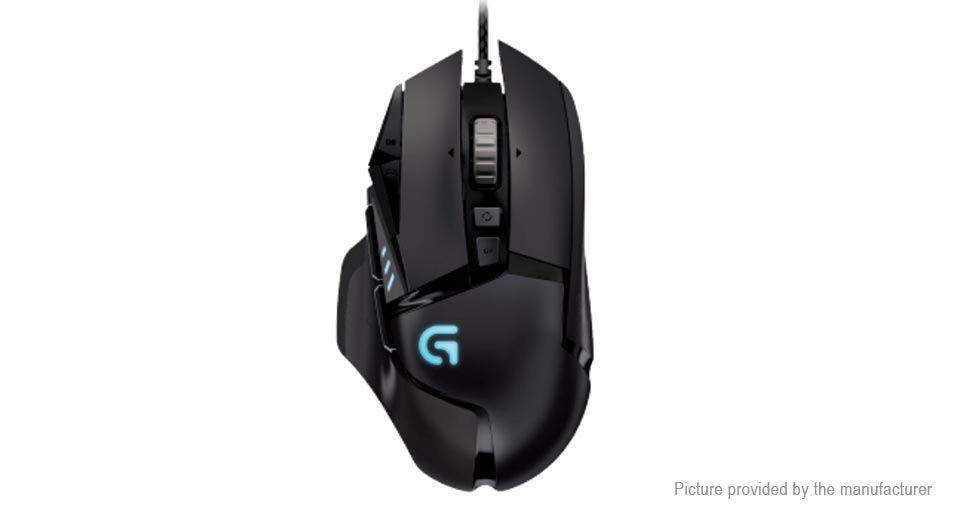 Logitech G502 USB Wired Optical Gaming Mouse