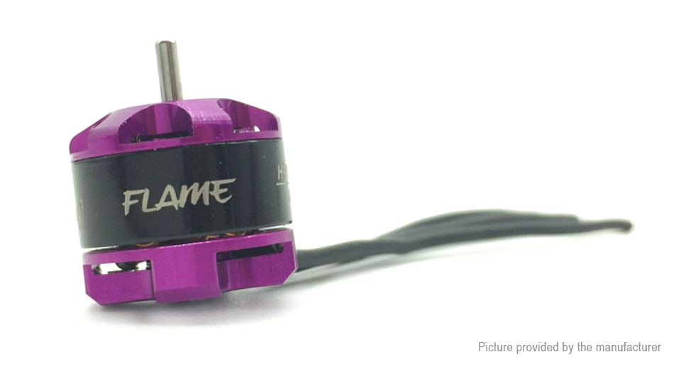 HGLRC Flame HF1104 7500KV Brushless Motor for R/C Models