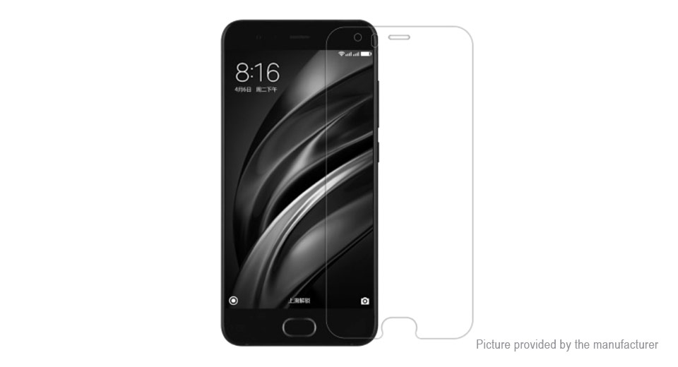 Nillkin 2.5D Tempered Glass Screen Protector for Xiaomi Mi 6