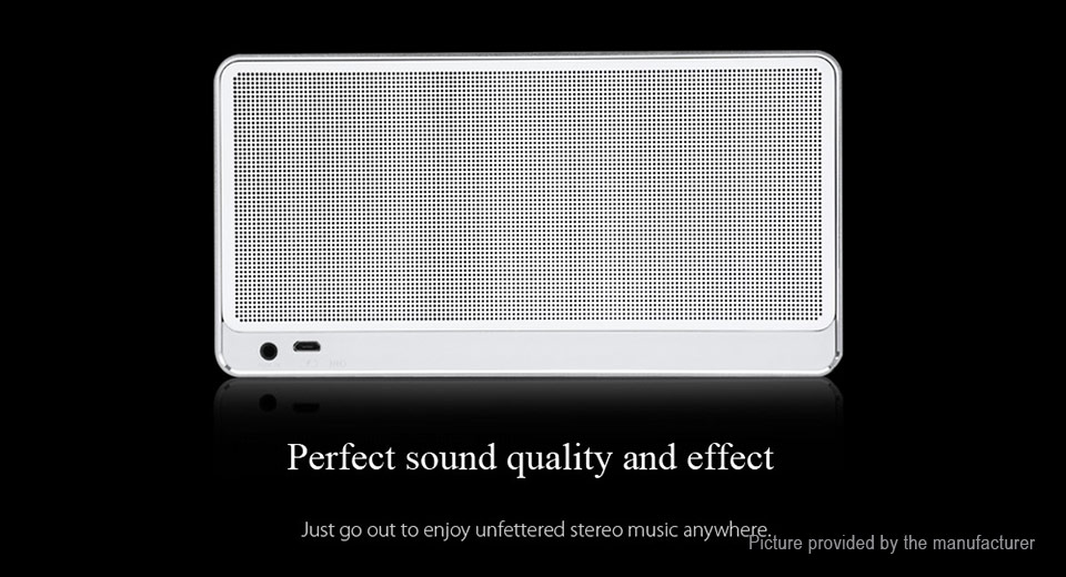 Authentic MEIZU Lifeme BTS30 Bluetooth V4.0 Speaker