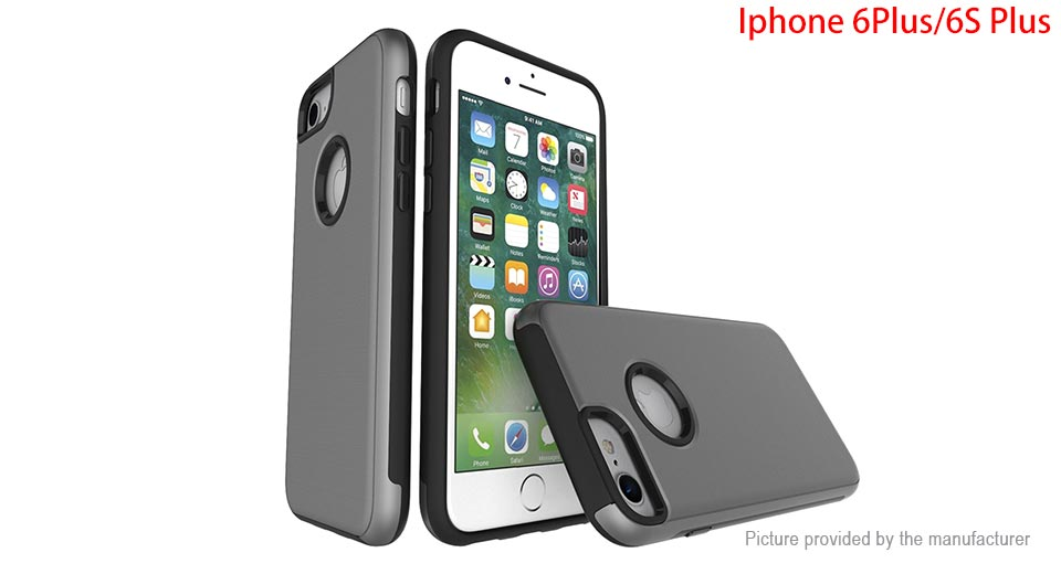 Product Image: 2-in-1-tpu-pc-protective-back-case-for-iphone-6