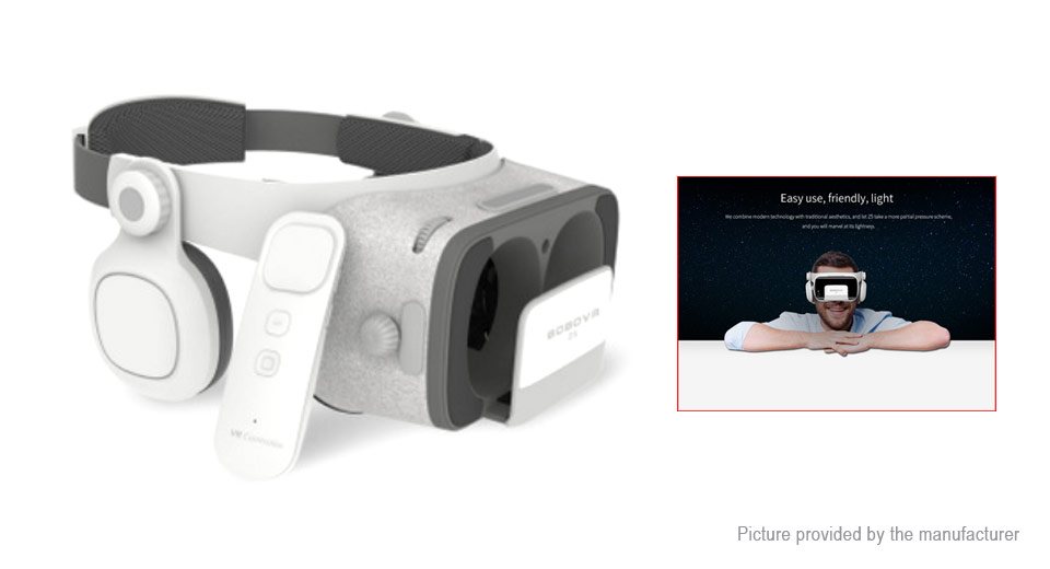 Product Image: bobovr-z5-virtual-reality-vr-headset-3d-goggles