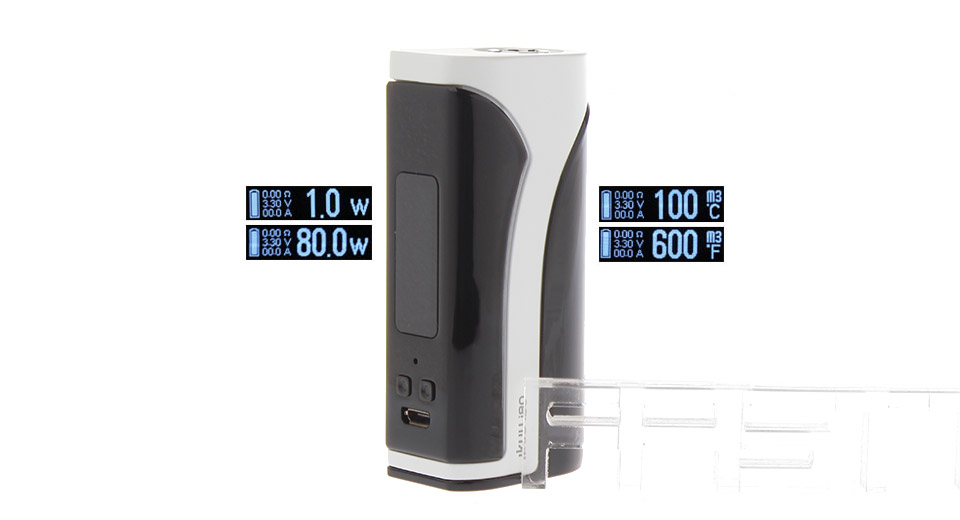 Authentic Eleaf iKuun i80 80W 3000mAh TC VW APV Mod
