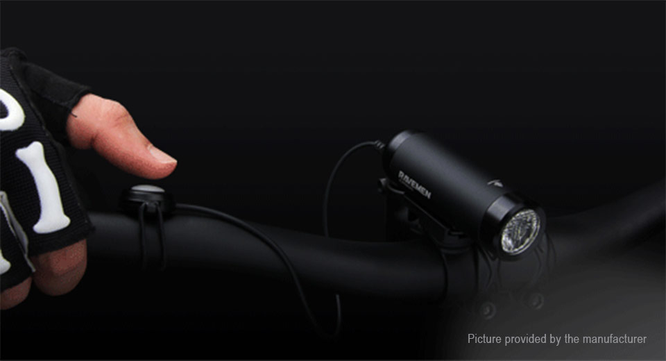 Ravemen CR500 LED Bicycle Handlebar Light