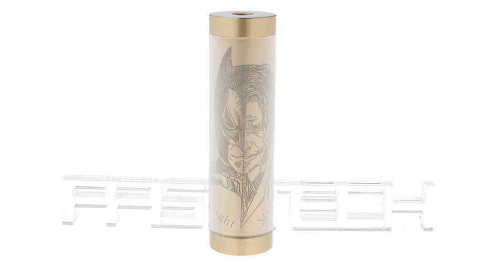 Product Image: authentic-marvec-dark-knight-hybrid-mechanical-mod