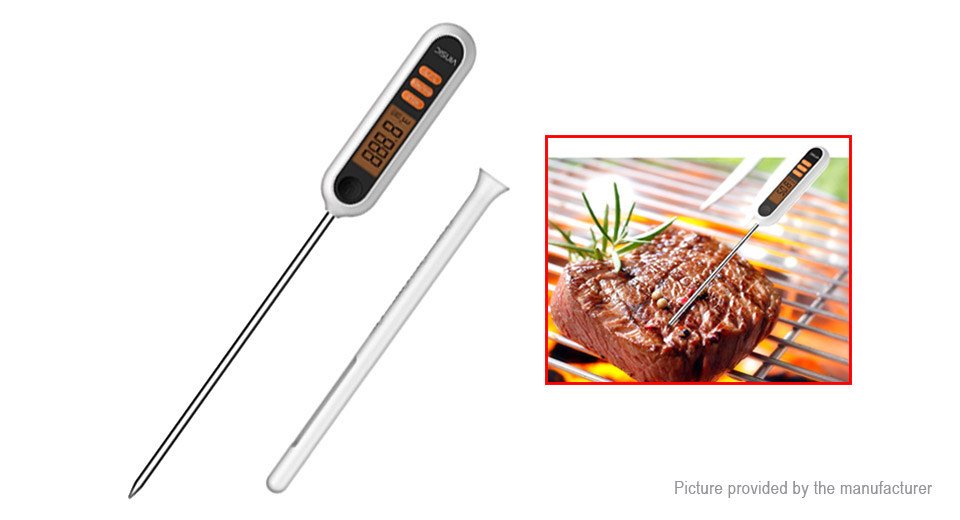 VINSIC VSAA008 Food Probe Meat Digital Cooking BBQ Thermometer