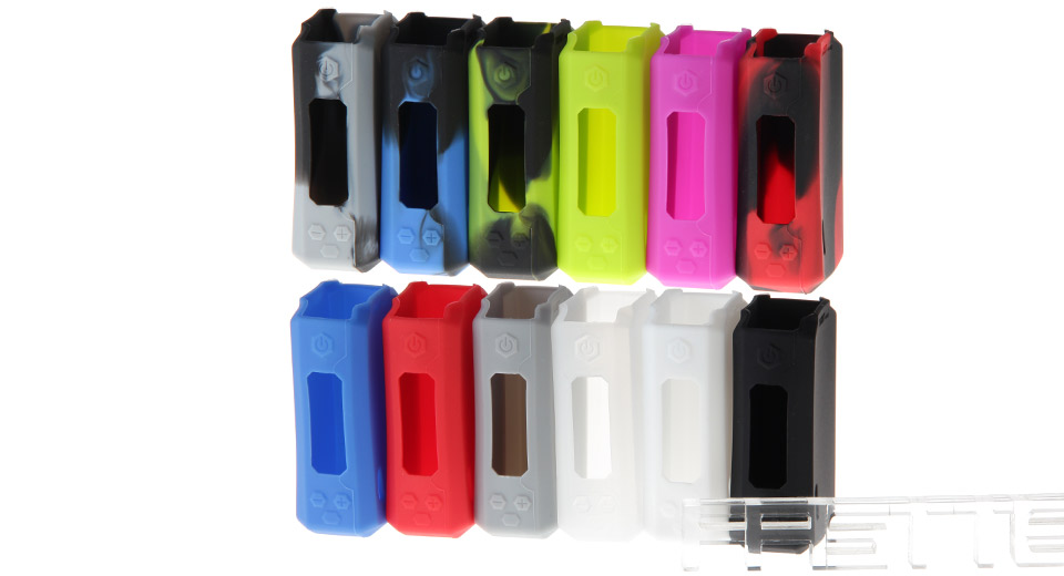 Amusing Silicone Sleeve Case for Vaporesso Tarot Nano 80W Mod (12 Pieces)