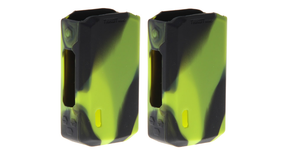 Amusing Protective Silicone Sleeve Case for Vaporesso Tarot Nano 80W Mod (2-Pack)