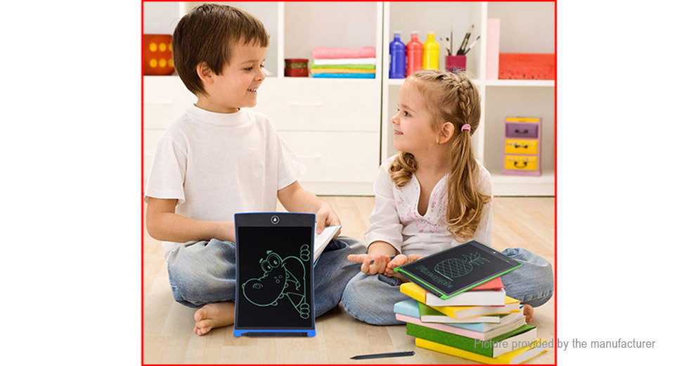 "J85 8.5"" LCD Writing Tablet Kid Drawing Board"