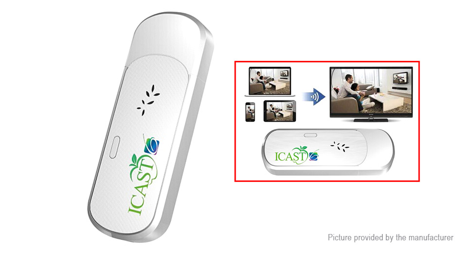 I6 Miracast DLNA Airplay Wifi TV Cast Dongle