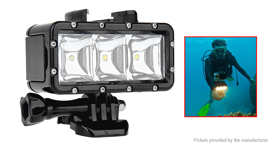 Product Image: shoot-waterproof-diving-light-dimmable-led