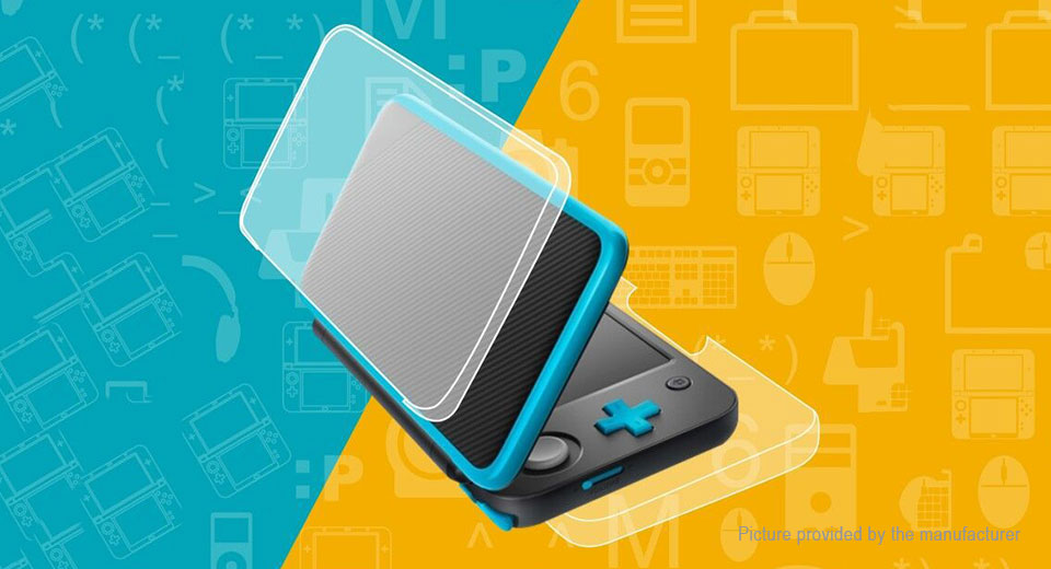 Protective Case Cover for Nintendo New 2DSLL