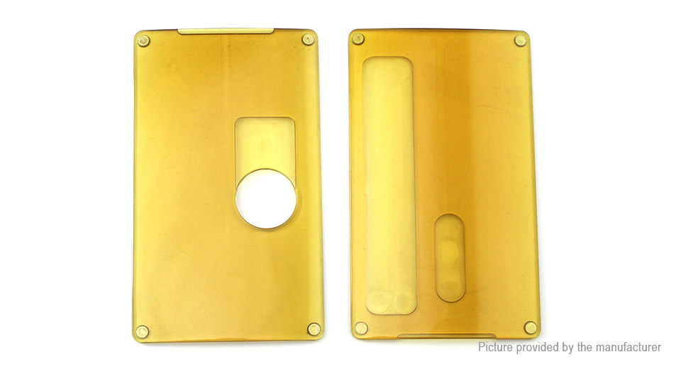 Replacement Panel Cover for SXK Billet Box V4 (2-Pack)