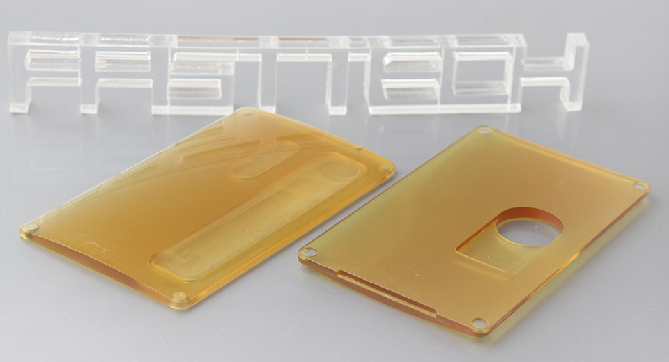 $24 61 Replacement Panel Cover for SXK Billet Box V4 (2-Pack) - PEI at  FastTech - Worldwide Free Shipping