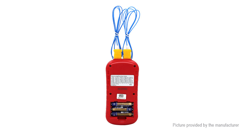 BeneTech GM1312 Thermocouple Thermometer Temperature Meter