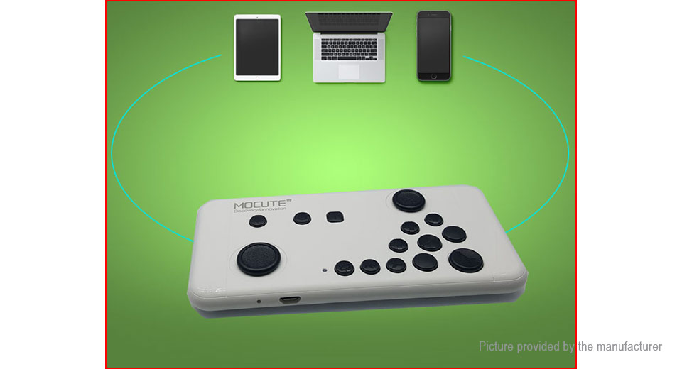 MOCUTE 055 Bluetooth V3.0 Game Controller