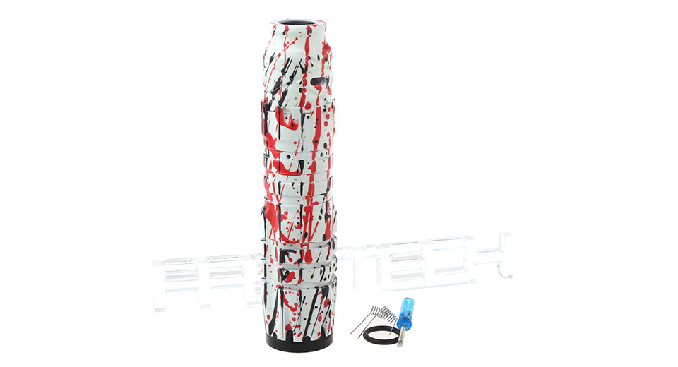Product Image: predator-styled-18650-mechanical-mod-complyfe