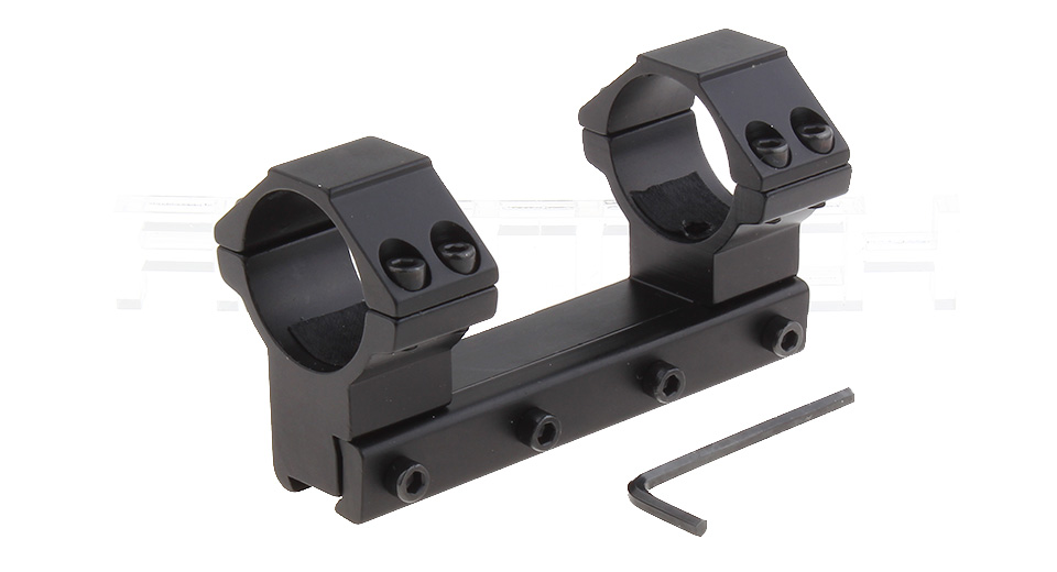 $10 89 L50 Mount Holder Clamp for Flashlight - 25mm diameter / 11mm rail at  FastTech - Worldwide Free Shipping