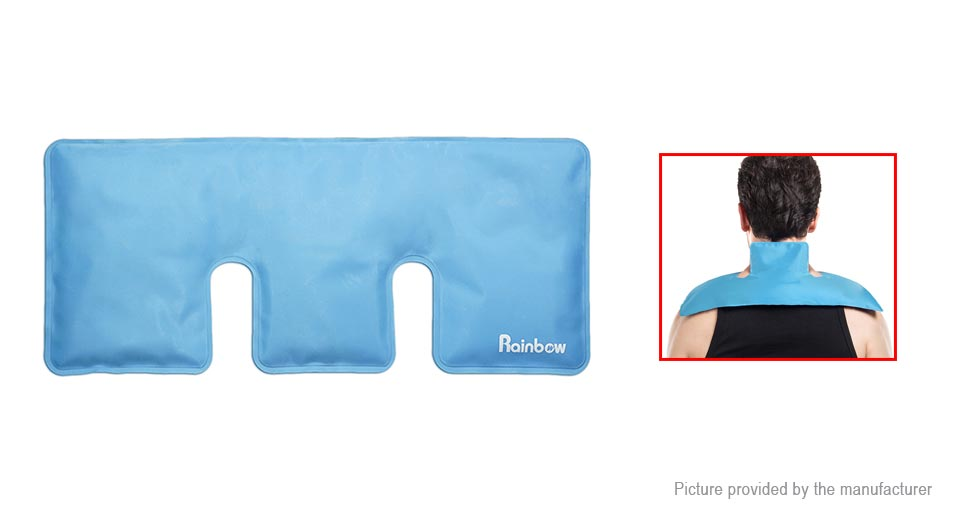 Product Image: rainbow-gel-ice-hot-cold-pack-for-shoulder-random