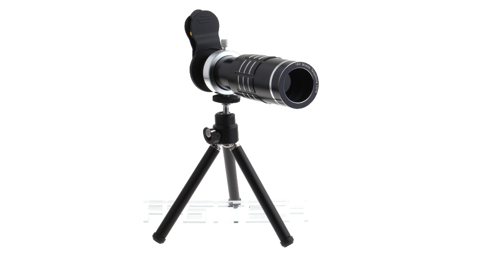 HX-1805 Zoom 18X Telephoto Lens Monocular for Mobile Phone