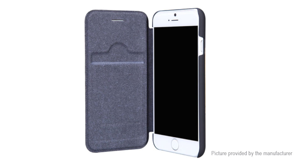 Nillkin Qin Series Flip-Open Protective Case Cover for iPhone 6 Plus