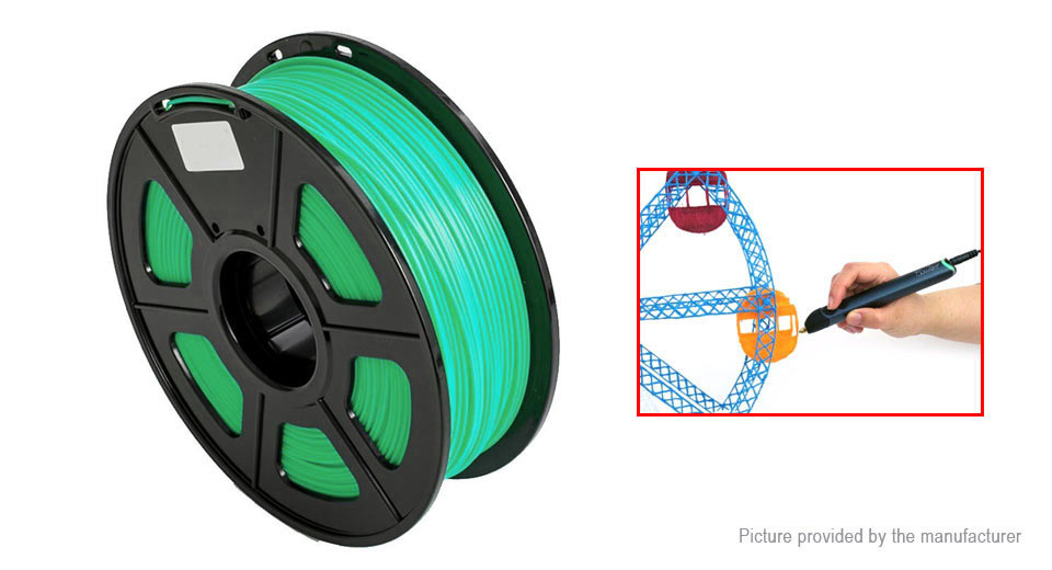 Product Image: sunlu-135m-3mm-abs-3d-printer-filament