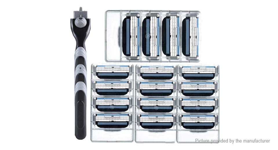 Jeirui JR-16 Manual 3-Layer Edge Razor Shaver