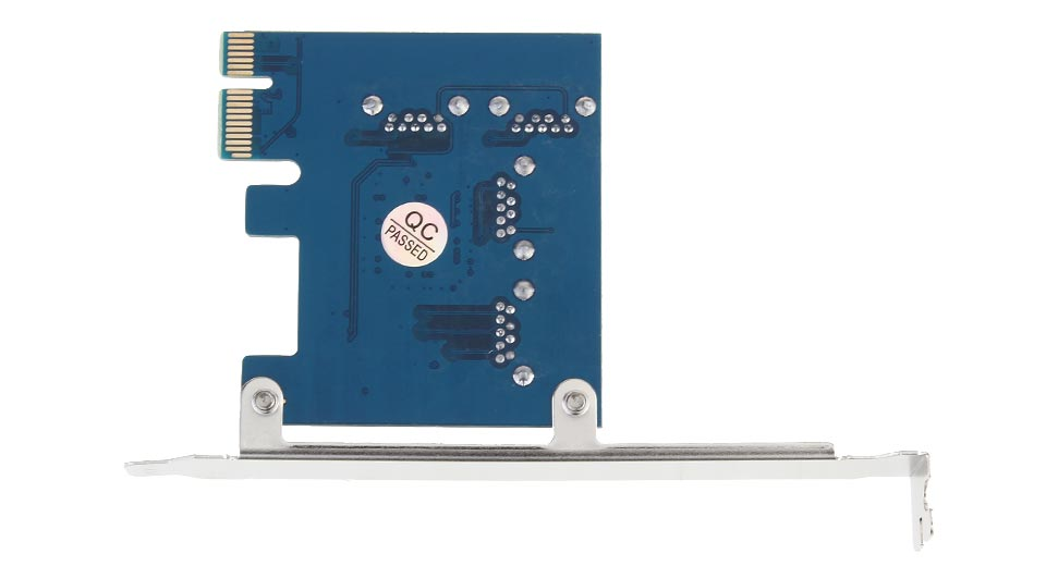 PCIe to USB 3.0 4-Port PCIe Express Expansion Card for Bitcoin Miner