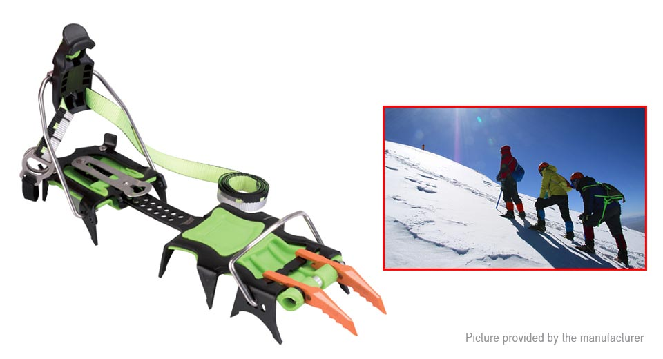 Product Image: brs-brs-s5a-outdoor-hiking-climbing-crampon-ice